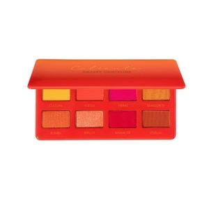 Caliente Hot + Spicy Summer Eye Palette
